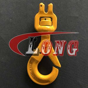Forged Alloy Grade 80 Hook