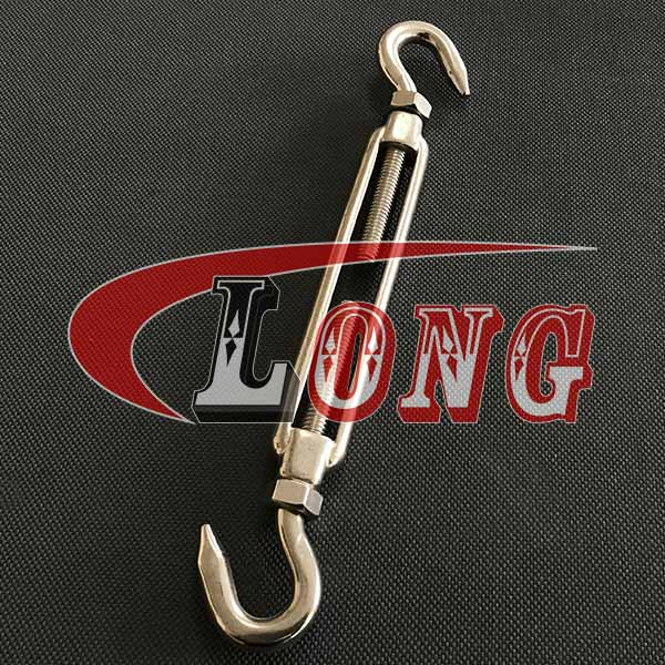 Stainless Steel Commercial Turnbuckle Hook/Hook European frame type China manufacturer supplier