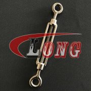 DIN 1480 Turnbuckle Stainless Steel Eye & Eye China manufacturer