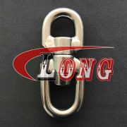 Stainless Steel Swivel dD Type Fishing & Trawling Gear China manufacturer
