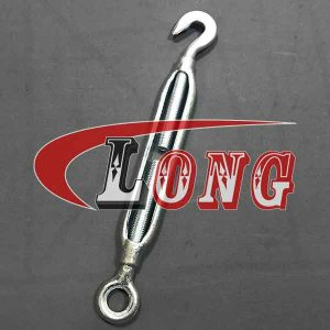 JIS Forged Steel Frame Type Turnbuckle - China LG Supply