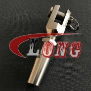 swageless fittings swageless fork terminal stainless steel China manufacturer supplier
