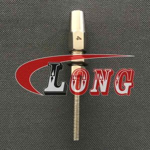 Swageless Thread Stud Terminal stainless steel 316 China manufacturer supplier