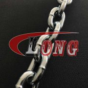 Calibrated Anchor Chain DIN 766,8mm calibrated anchor chain and 10mm calibrated galvanised anchor chain is our hot selling,conform to DIN 766,China supplier