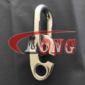 stainless steel Boss G hook,Egg shape,aka viking G hook or trawling hook,made of marine grade304/316,used for fishing&trawling gear,China manufacturer