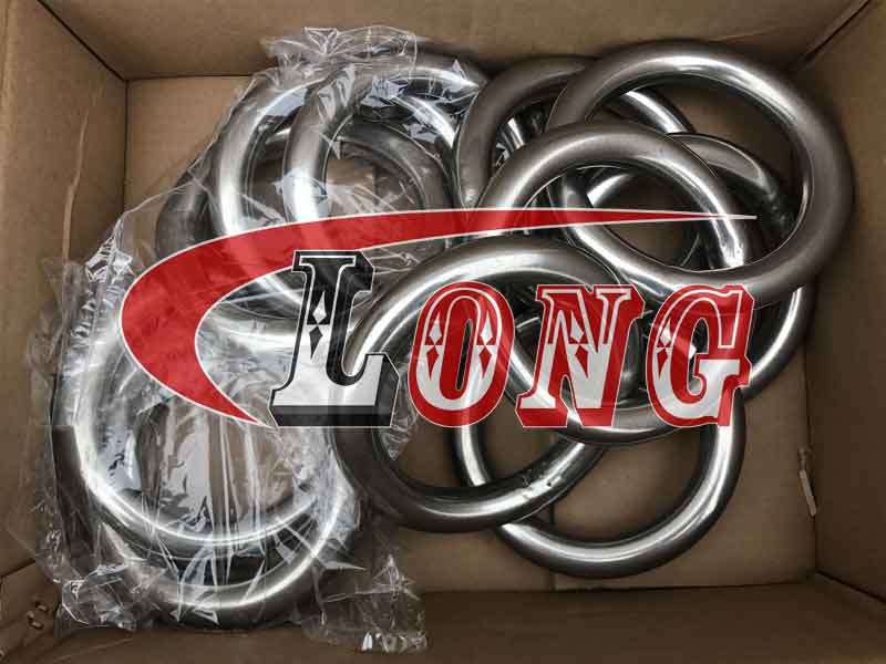 stainless steel round ring for trawling net fishing net stainless steel 304/316