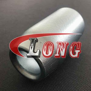 Swage Sleeve Flemish Eye Steel,aka swaging sleeve/wire rope ferrule,conform to S-505,made of steel,been Extruded,for safety,China manufacturer supplier