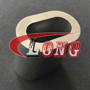Wire Rope Ferrule Aluminium Oval Shape,aka wire rope sleeve,made of Aluminium,been machined&Extruded,improve wire rope strength,China manufacturer supplier