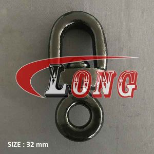 Chain Swivel Drop Forged Mild Steel for fishing and trawling gear 32mm -China LG™ china manufacturer supplier