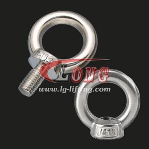 Stainless Eye Bolts & Nuts
