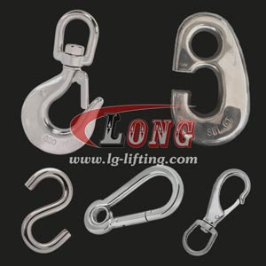 Stainless Hooks & Clips