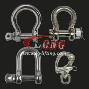 Stainless Shackles
