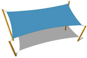 How To Plan A Shade Sail Structure - Shade Sail Installation
