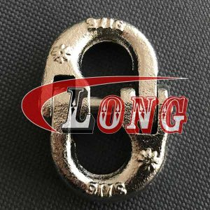 Drop Forged Hammerlock Chain Connector Stainless Steel US Type China manufacturer