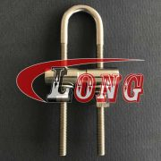 U Bolt Clamp Stainless Steel TLF Type China manufacturer