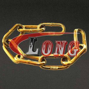 Long Link Trailer Safety Chains G70 China manufacturer