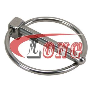 Lynch Pin Stainless Steel China manufacturer