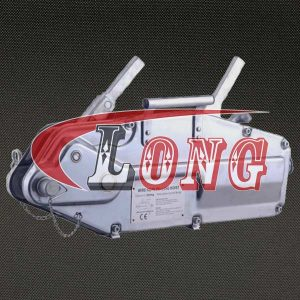 Wire Rope Puller in Steel WPS Type China manufacturer