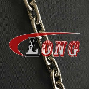 DIN764 Lifting Chain Stainless Steel Medium Link China manufacturer
