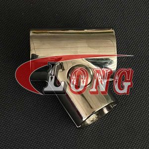 60 Degree Stainless Steel Split Tee-China LG Manufacture