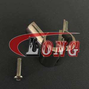 90 Degree Stainless Steel Split Tee-China LG Manufacture