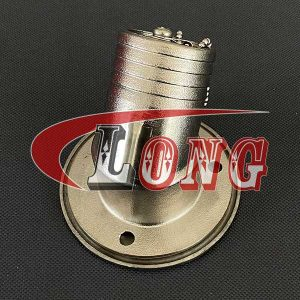 Stainless Steel Deck Fill 45 Degree-China LG™