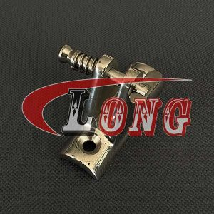 Stainless Steel Deck Hinge Concave Base Removable Pin-China LG™