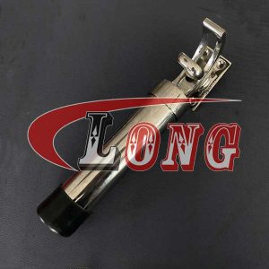 Stainless Steel Fishing Parts Clamp On Rod Holder-China LG™