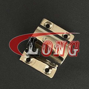 Stainless Steel Flat Tube Holder-China LG Manufacture
