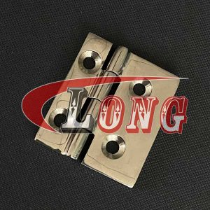 Stainless Steel Marine Heavy Duty Butt Hinges-China LG™