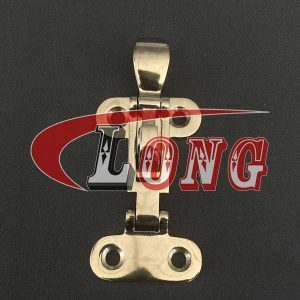 Stainless Steel Swivel Hasp-China LG Manufacture