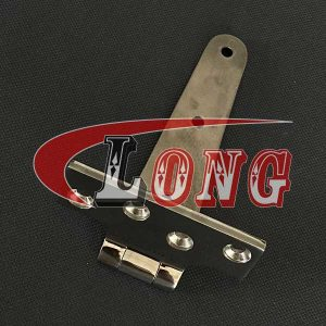 Stainless Steel T Type Boat Hinge-China LG Manufacture