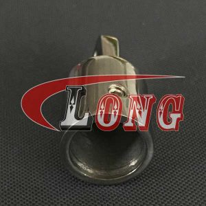 Stainless Steel Top Cap Fitting Boat Marine Hardware-China LG™